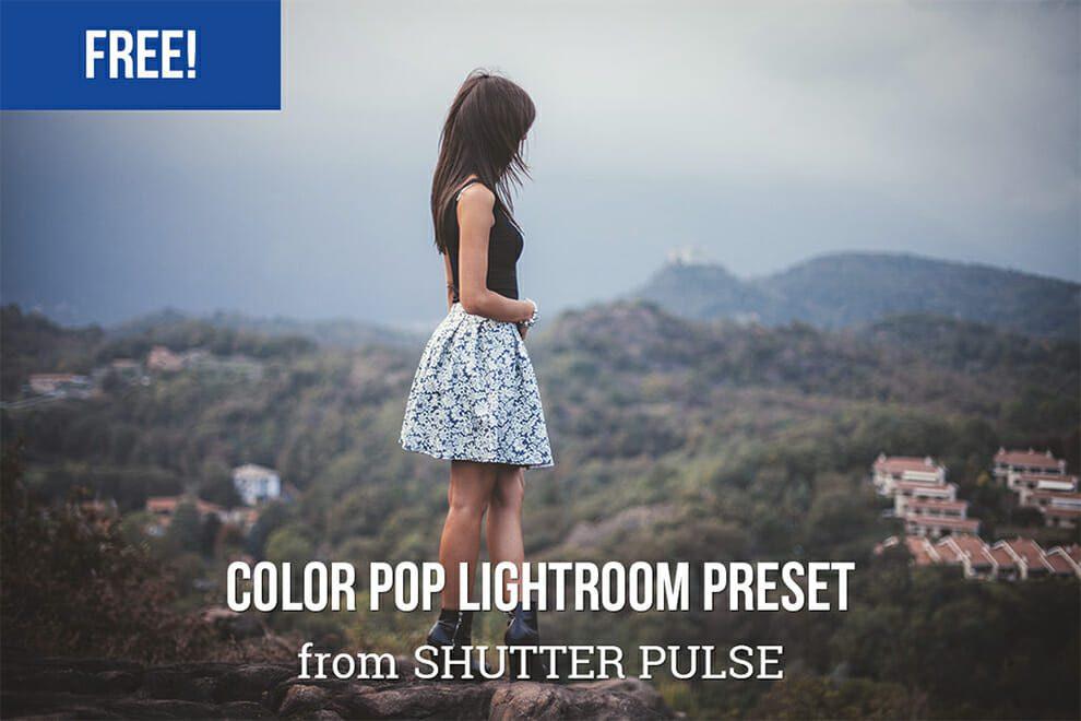 Color preestablecido de sala de luz