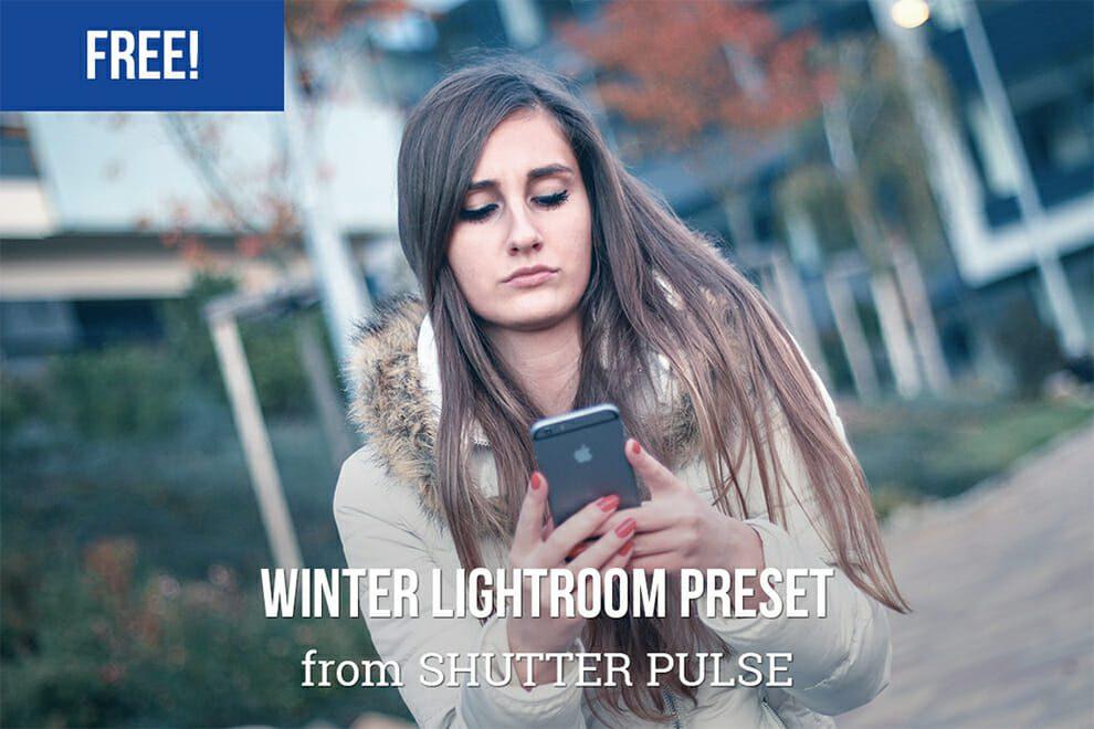 Preset de luz de invierno