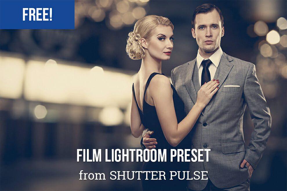 preestablecidos de sala de luz de película gratis
