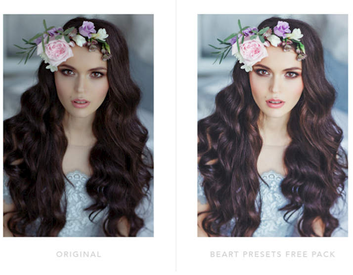 Presets de Lightroom gratis de BeArt