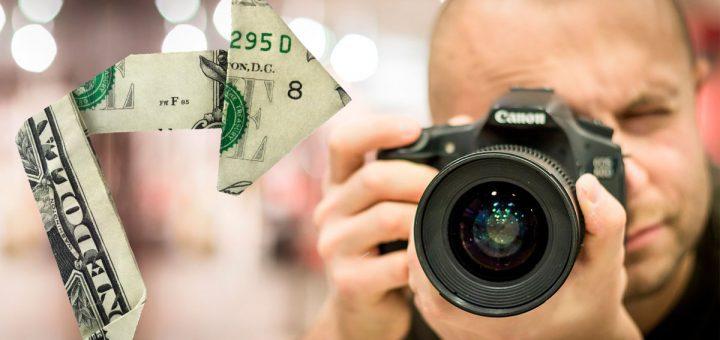 lista de precios y tarifas para fotógrafos