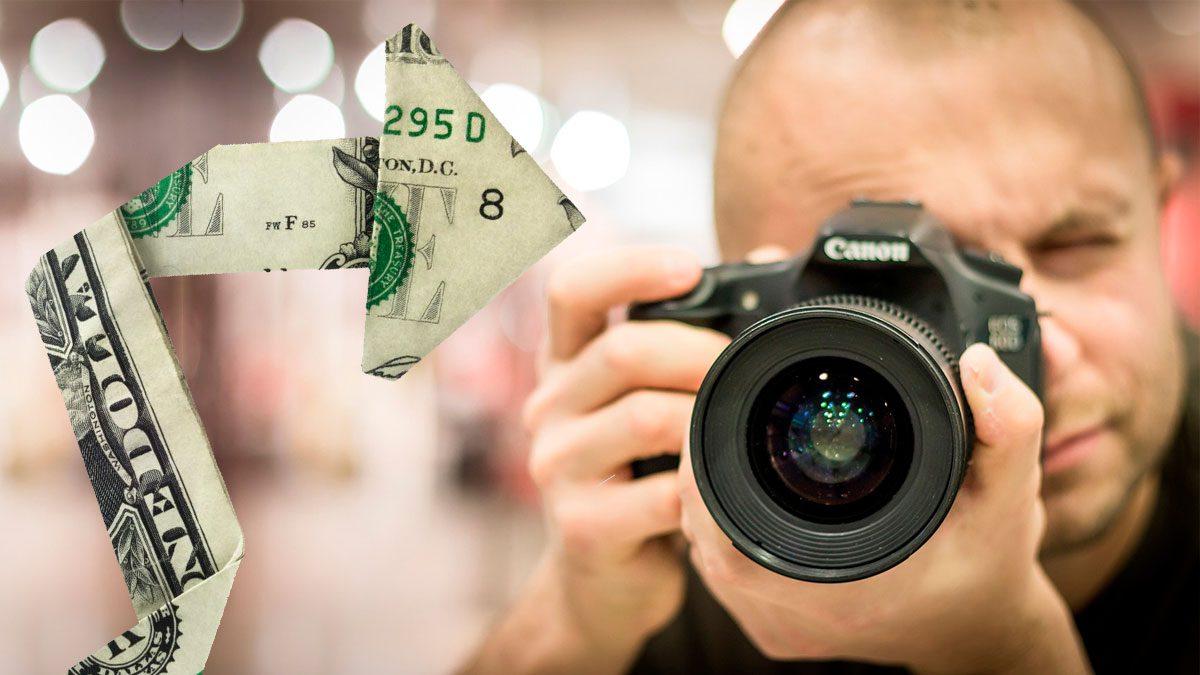 Como establecer precios y tarifas en fotografía 2019