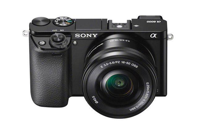 10 mejores cámaras para principiantes: Sony A6000