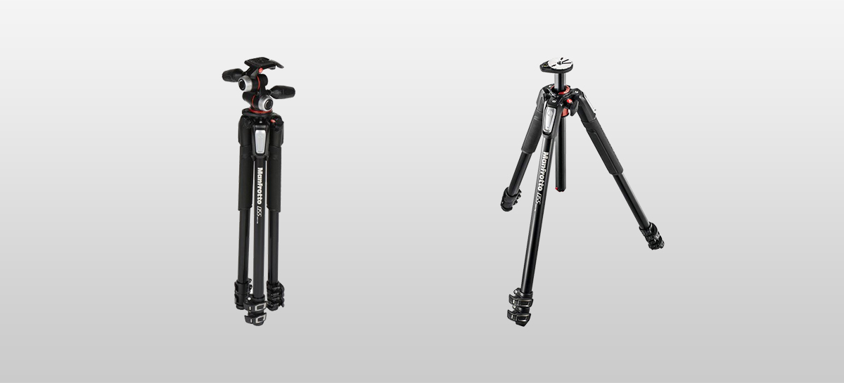 trípodes manfrotto superior