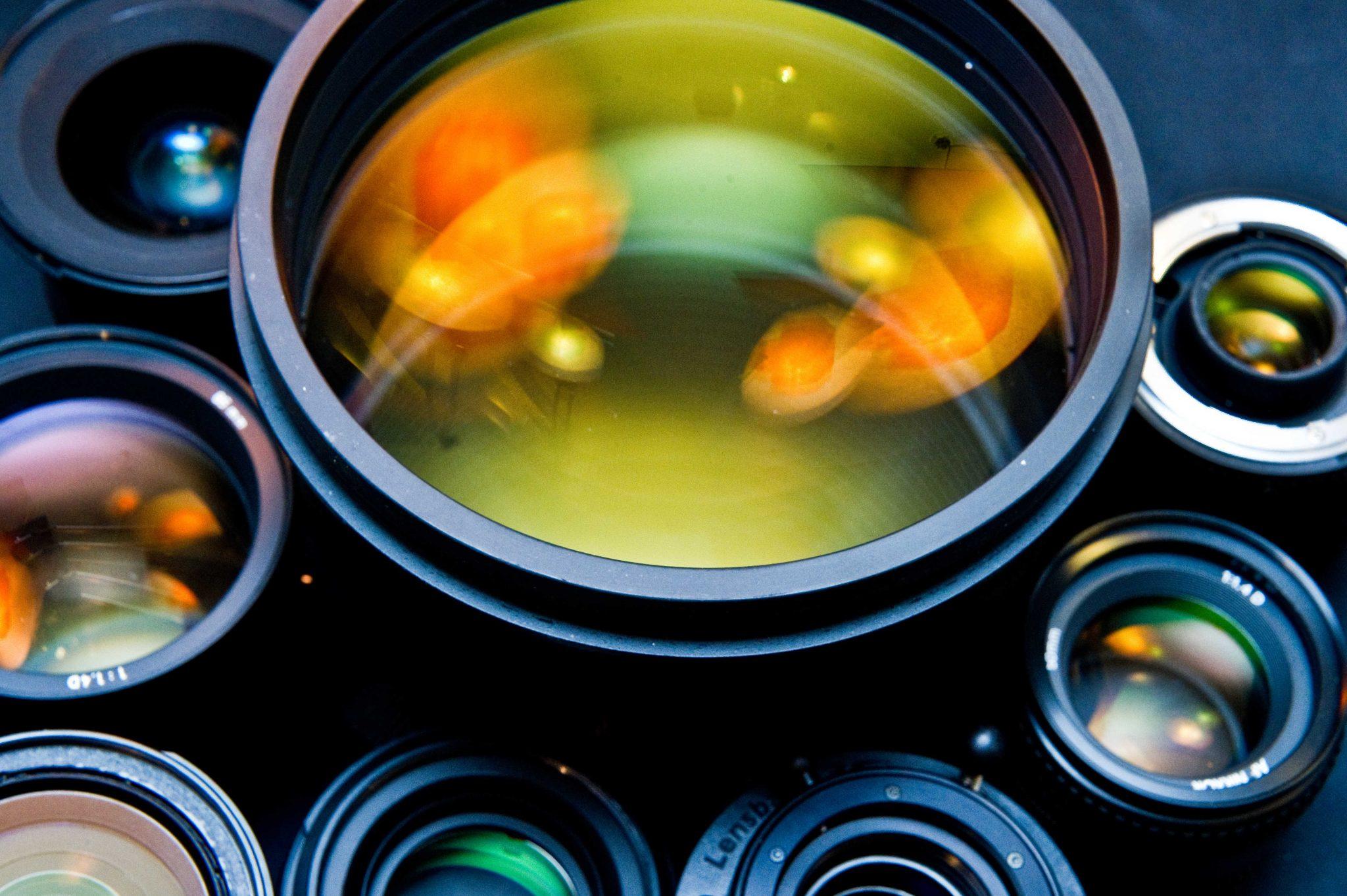 Accesorios para fotografía de estudio