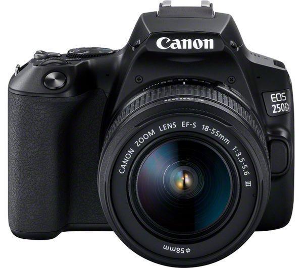 10 mejores cámaras para principiantes: Canon EOS Rebel SL3 / EOS 250D