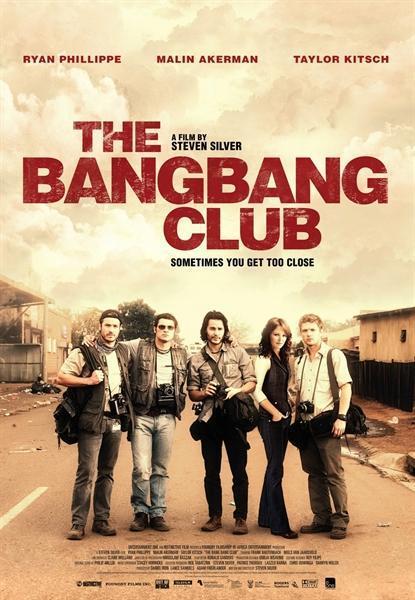 Mejores películas sobre fotógrafos reales - The Bang Bang Club