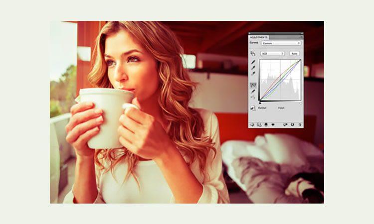 Mejores tutoriales de adobe photoshop: Crea un efecto de foto retro de moda en 3 sencillos pasos