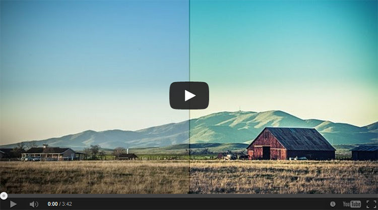 Mejores tutoriales de adobe photoshop: Efecto de foto procesada de cruz vintage en Photoshop
