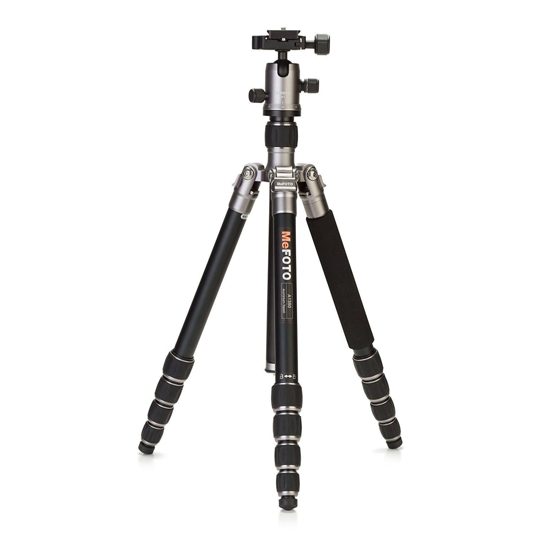Trípodes mefoto para cámaras réflex digitales