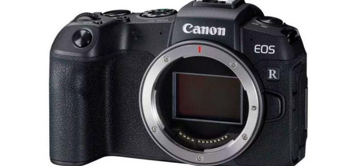 EOS R Cámara Canon