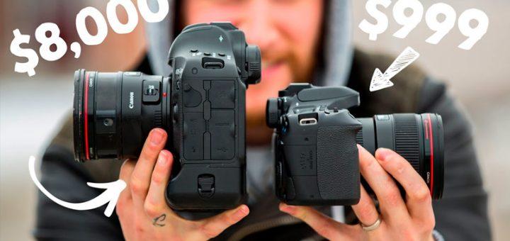 Comparación Canon