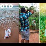 Fotógrafo comparte divertidas detrás de cámaras