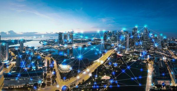 Conectividad a Internet Smart City
