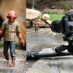 ¿Cómo hacer efectos especiales en fotografía con juguetes?