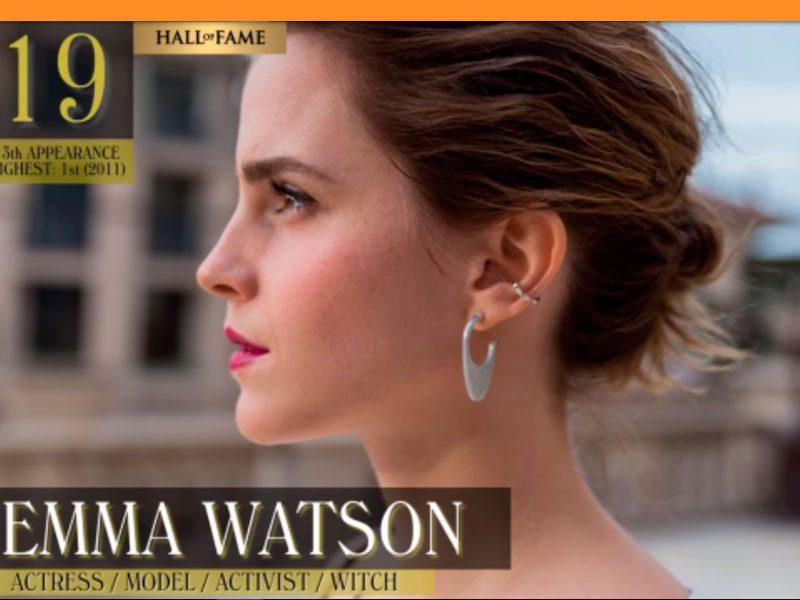 100 rostros femeninos más hermosos 2018 en el mundo