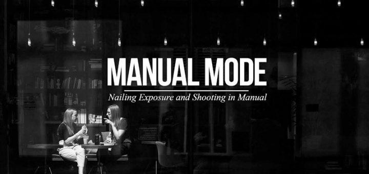 exposición modo manual