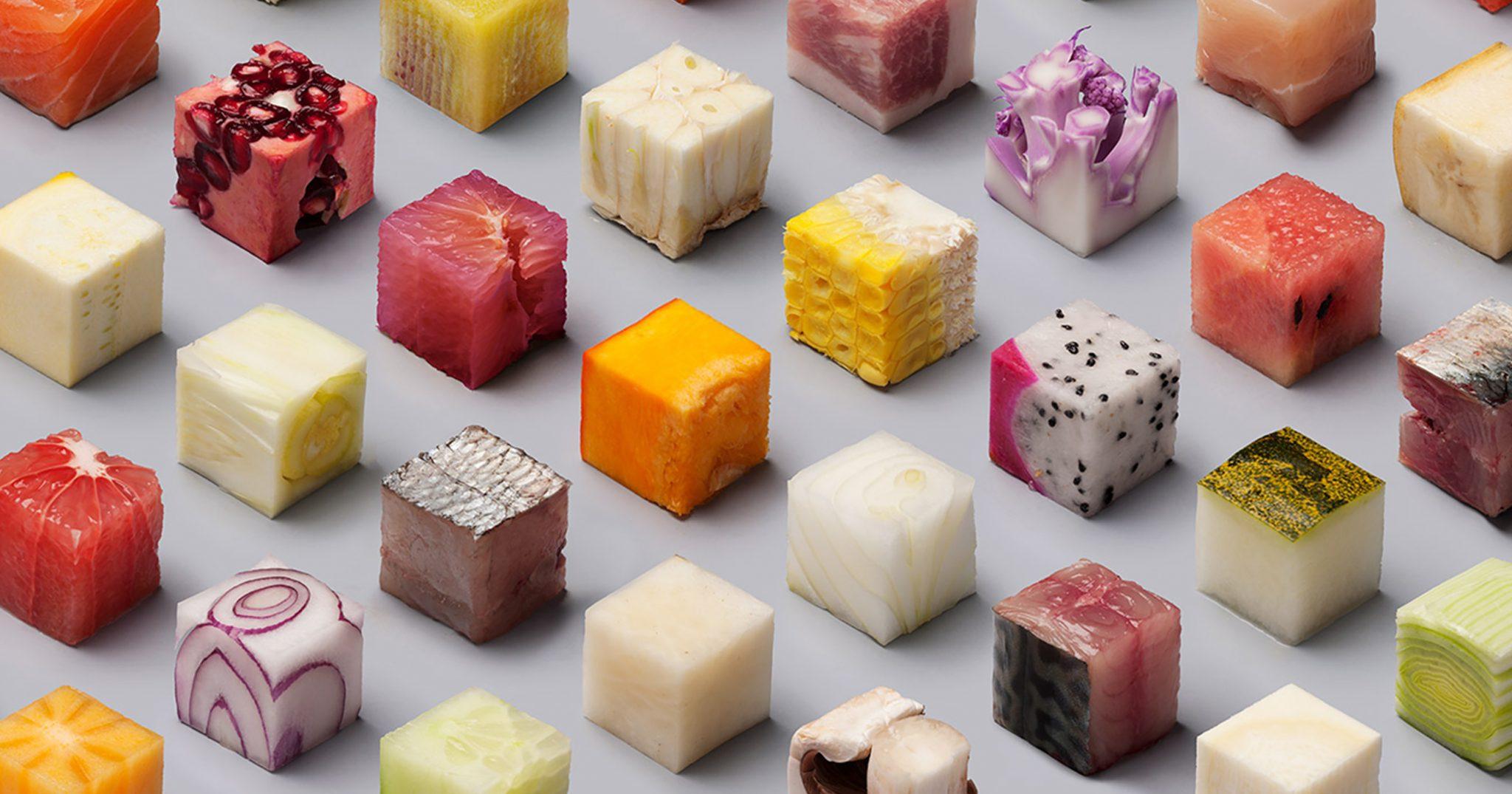 composición de fotografía de alimentos