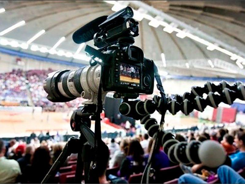 fotografía de deporte