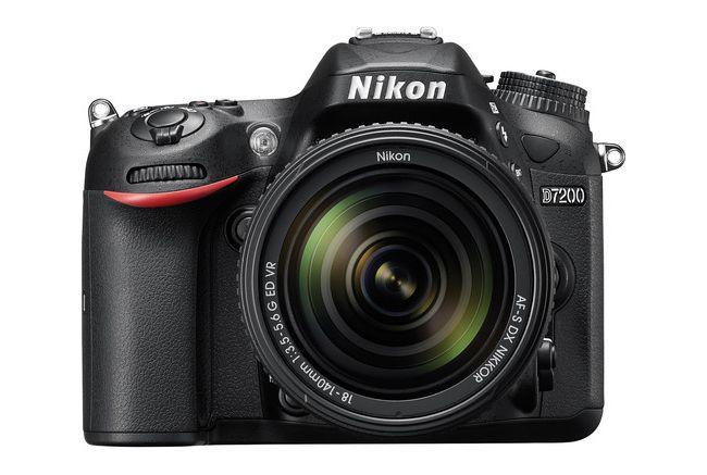 Las mejores cámaras Nikon: Nikon D7200