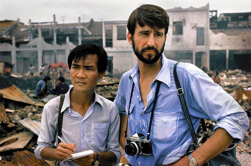 Mejores películas sobre fotógrafos reales - killing  fields película
