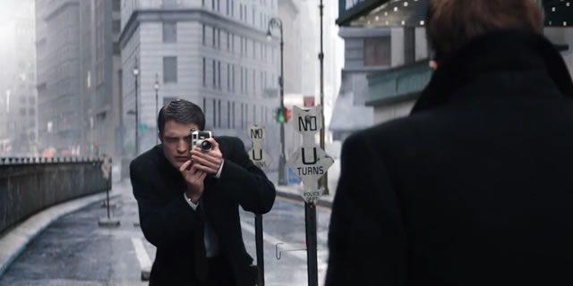 Mejores películas sobre fotógrafos reales - Life movie Robert