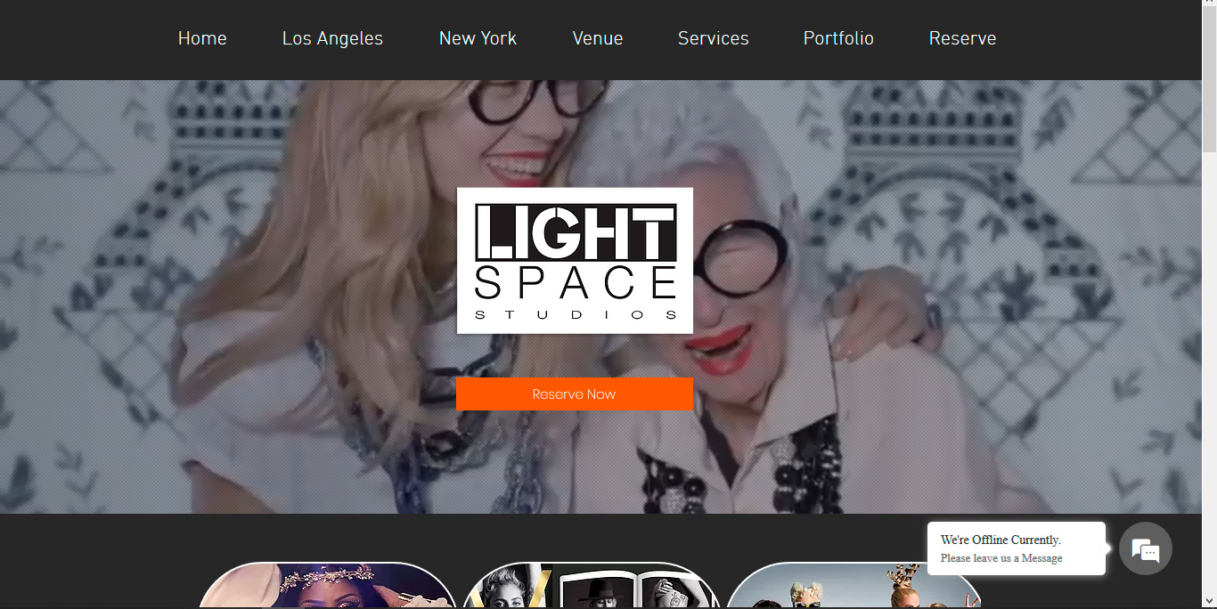 Los 10 mejores estudios fotográficos: Estudio fotográfico lightspace