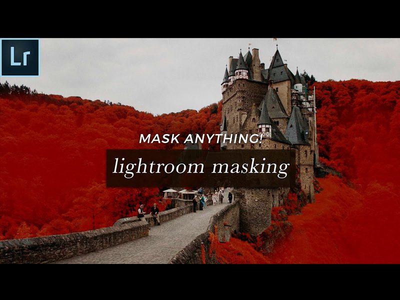 mascara con Lr