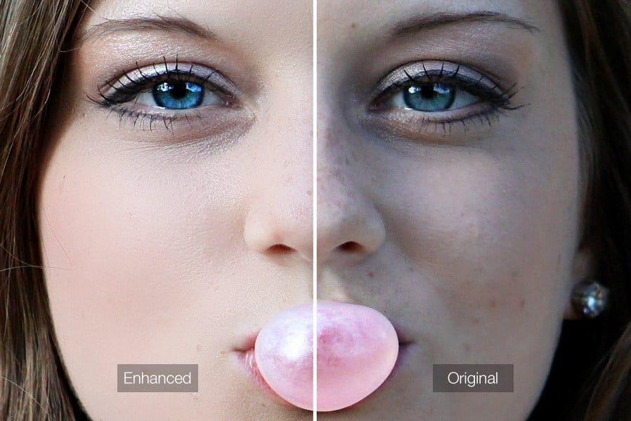 Mejores tutoriales de adobe photoshop: Usa Photoshop para suavizar la piel y hacer que tus ojos se destaquen