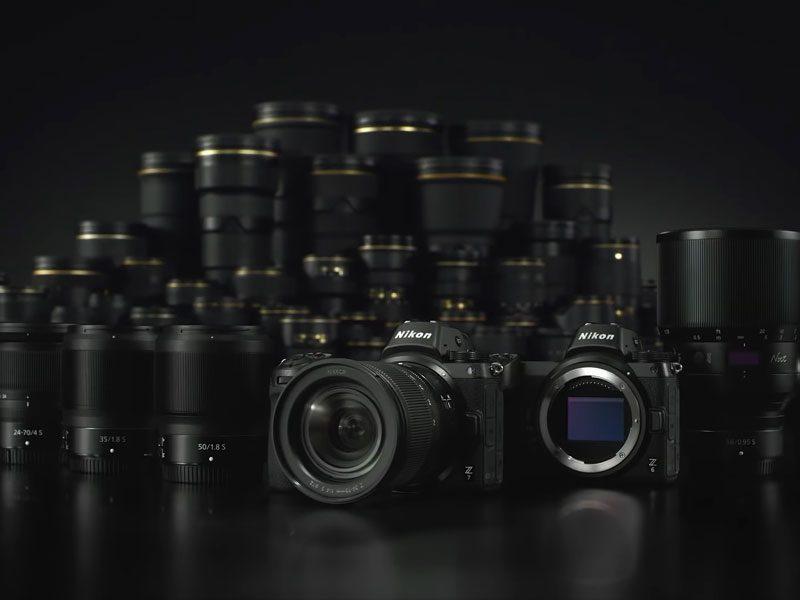 Las mejores cámaras Nikon para fotógrafos en 2020