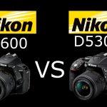 Nikon D5300 vs Nikon D5600 review, ¿Cual comprar?