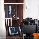 ¿Cómo hacer flotar objetos en una fotografía?