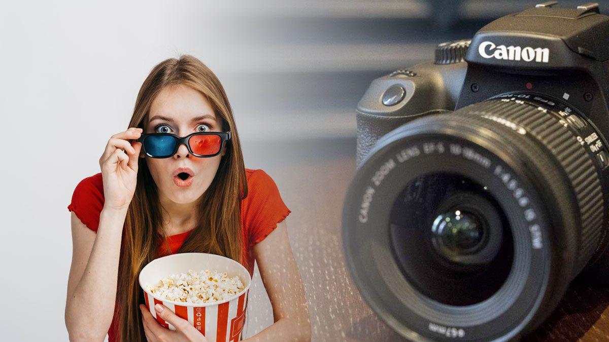 Películas de fotógrafos reales