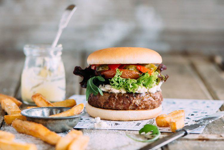 consejos de iluminación de fotografía de alimentos