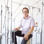El fotógrafo Peter Belanger y una sesión de fotos con Apple
