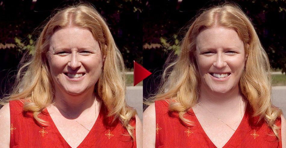 Mejores tutoriales de adobe photoshop: Cómo adelgazar una cara en Photoshop con unos pocos pasos fáciles