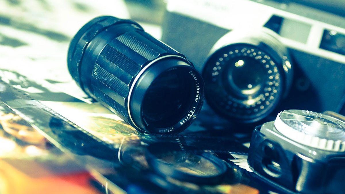 vocabulario y términos de fotografía, conceptos básicos