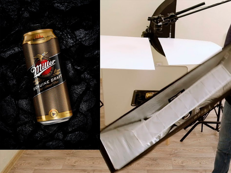 Tomar foto y editar cerveza