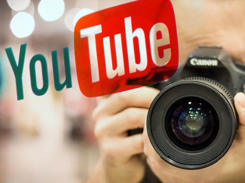 50 canales de youtube obligatorios para fotógrafos