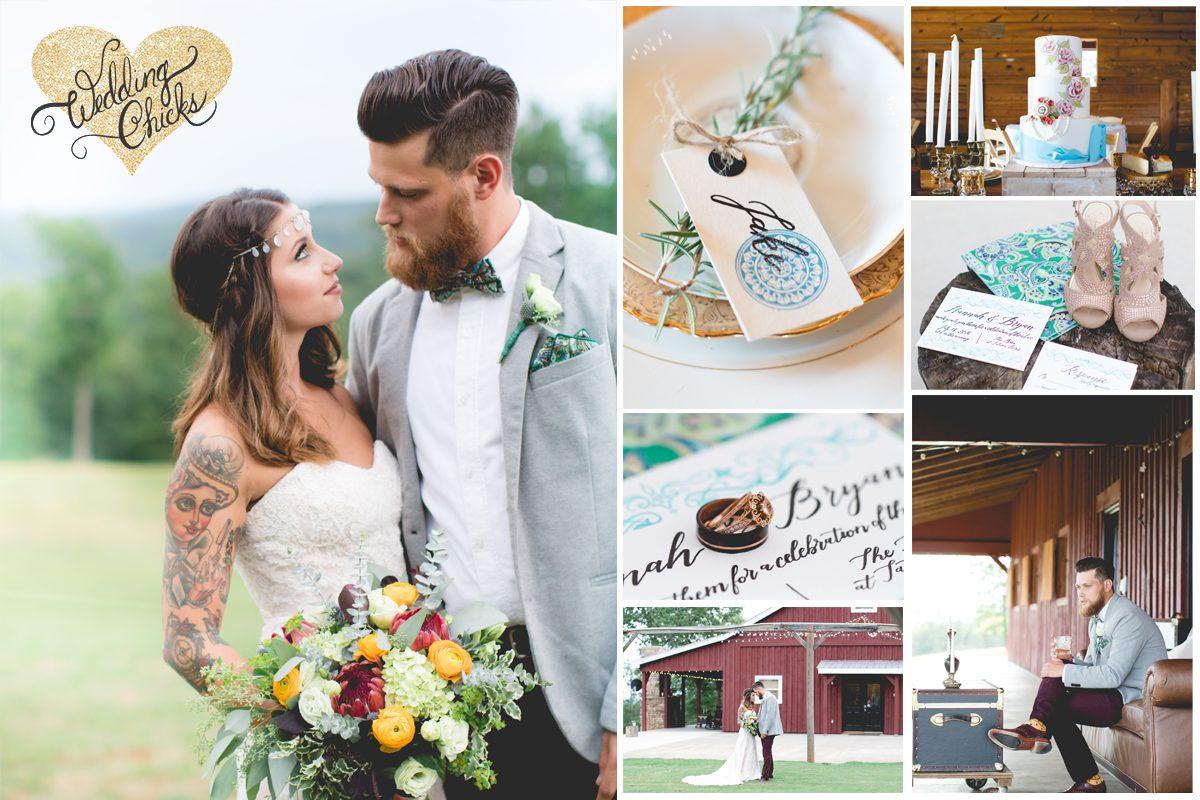 cuerno boda fotografía blog