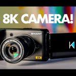 Panasonic 8K hasta 2022; Sony, Canon o Nikon hasta 2021