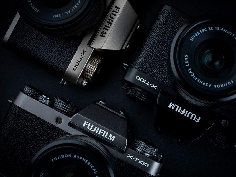 Mejores cámaras Fujifilm