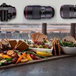 Los mejores lentes para fotografía de comida