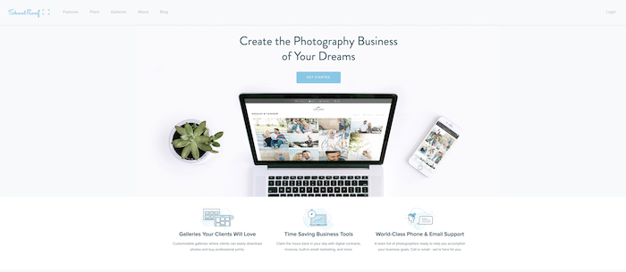 Herramientas para tu negocio de fotografía