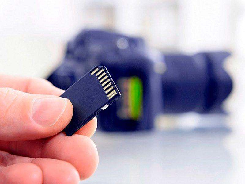 recuperar fotos de memoria SD