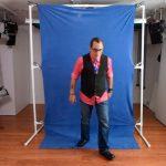 ¿Cómo construir un soporte para fondo fotográfico casero?