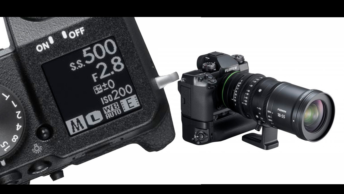 Fujifilm X-H2