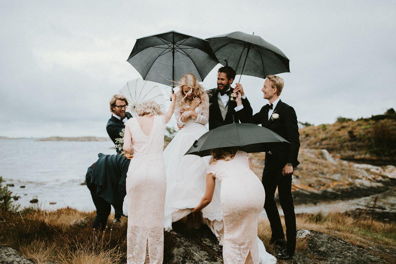 la fotografía de la boda plantea ideas