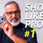 ¿Cómo tomar fotos profesionales con celular?