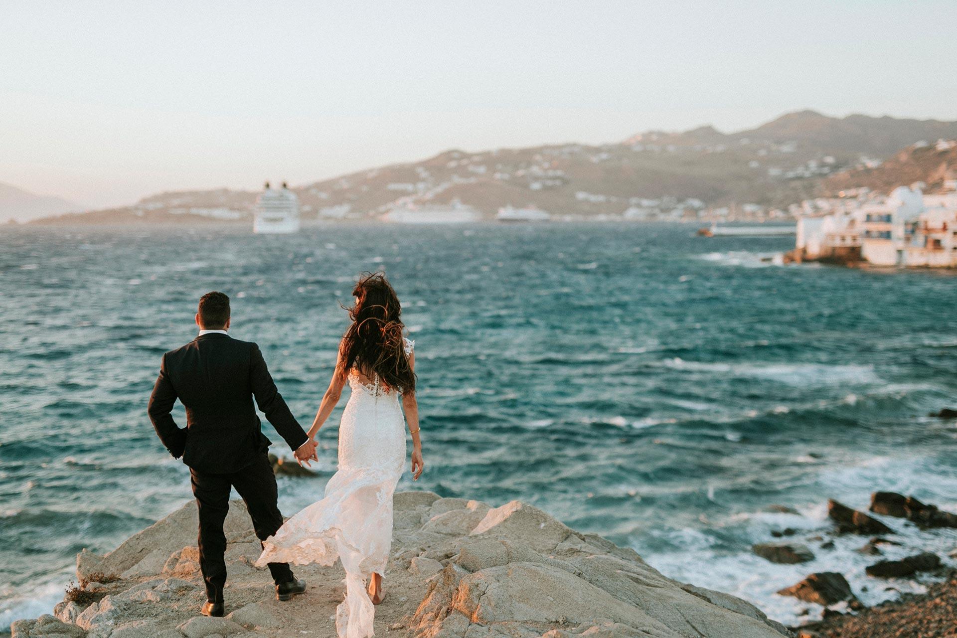 poses profesionales de fotografía de bodas